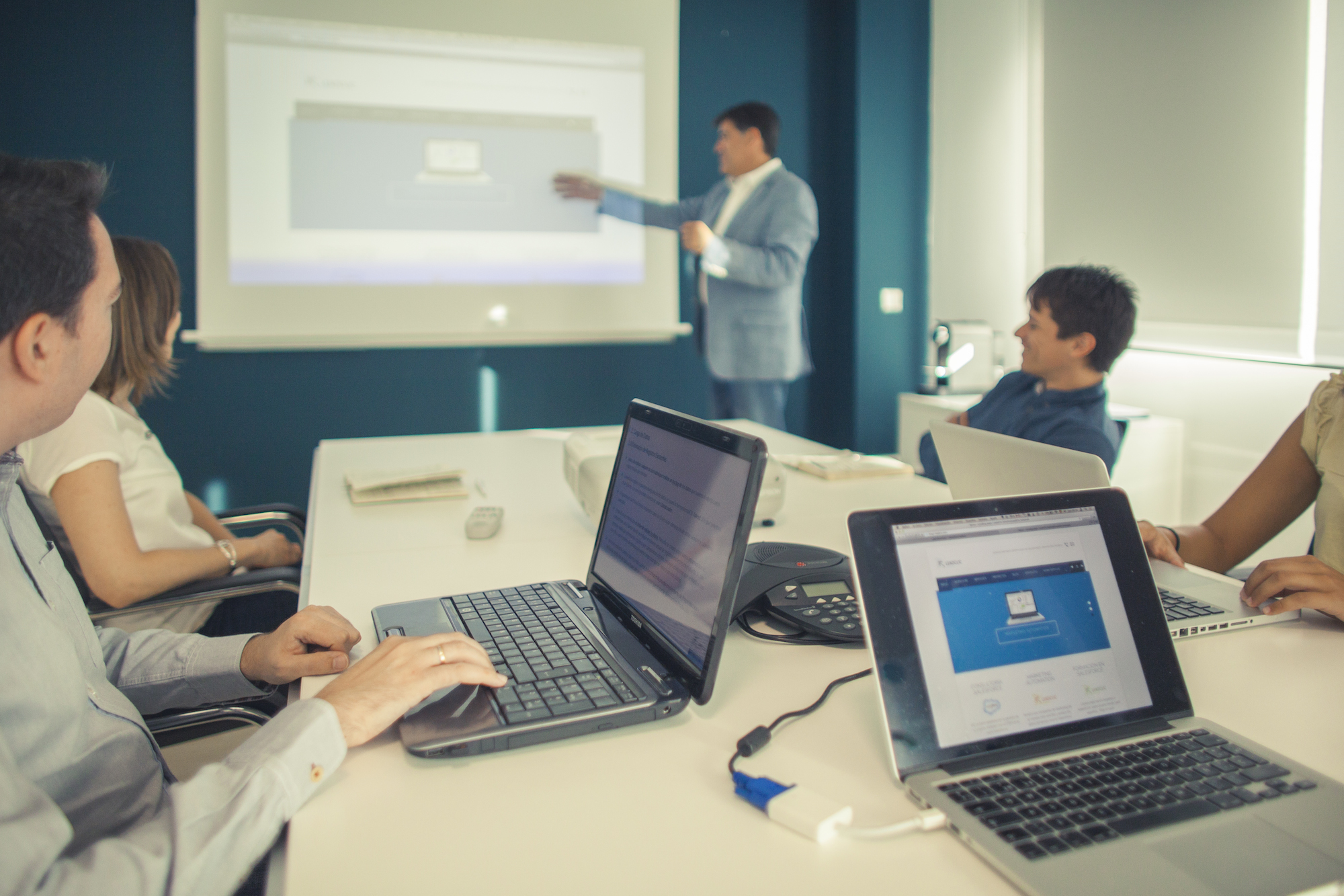 curso Salesforce a medida